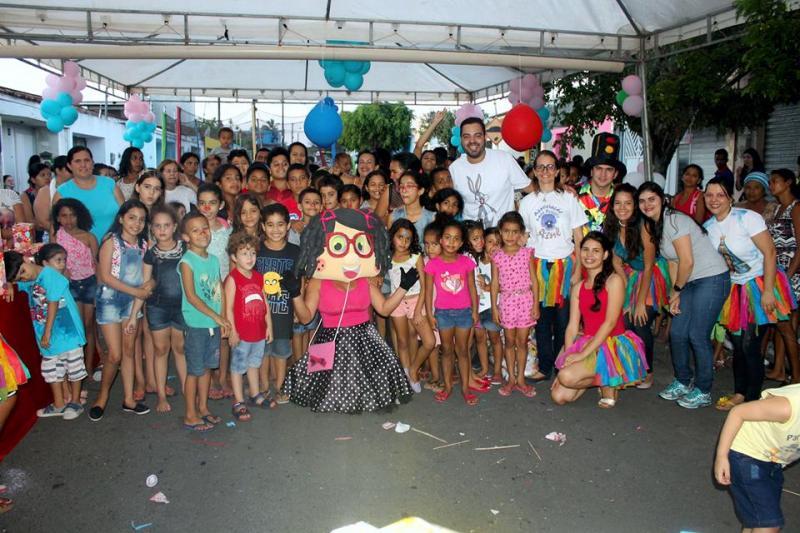 Festa das Crianças AMOOB Baixão. - Baixão