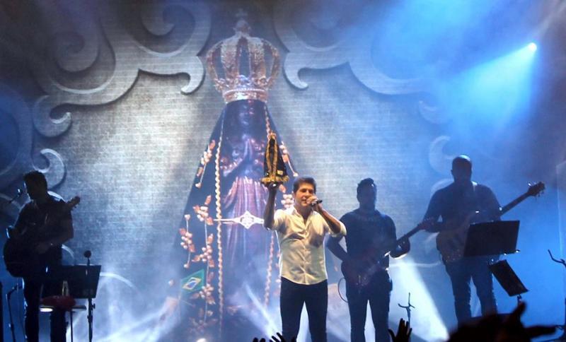 Natal em Família - Show com Daniel. - Ginásio João Paulo II