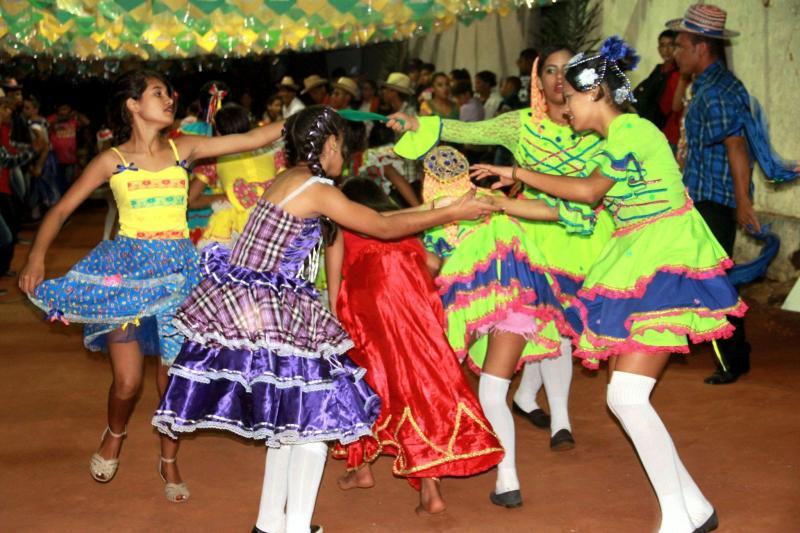 Arraiá Baile na Roça - Sitio Itapicuru